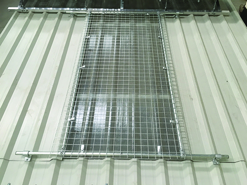 Fragile Roof Light Protection Roof Edge Fabrications