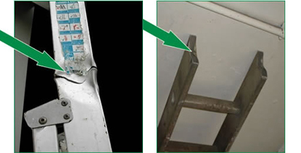Simple Guide To Using A Ladder Safely Roof Edge Fabrications