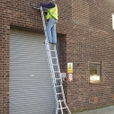 High-quality, lightweight Hands-Free Ladder