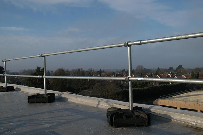Portable Roof Edge Protection Roof Edge Fabrications