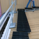 Flexible walkway system