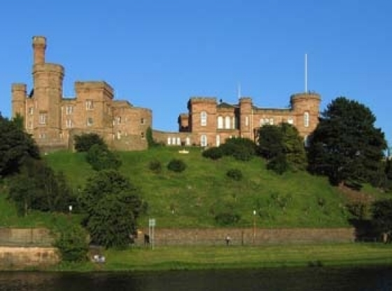 Ensuring safety at Inverness Castle